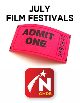 July 2017 Film Festivals