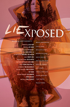 Lie Exposed, Leslie Hope, movie, poster,