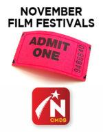 November Film Festivals