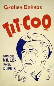 Tit=Coq, movie poster