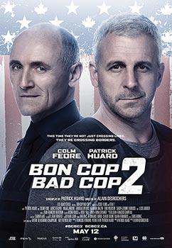 Bon Cop Bad Cop 2, movie, poster,