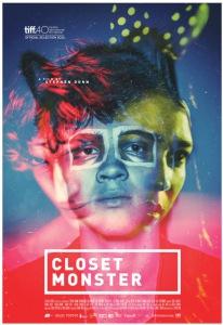 Closet Monster, movie poster