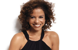 Gloria Reuben, actress,
