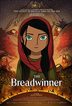 Anita Doron, The Breadwinner, poster,