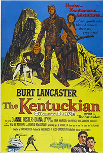 The Kentuckian, movie poster,