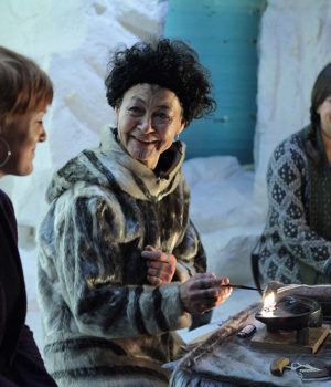 Angry Inuk, movie, still,