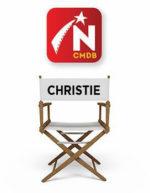 Margot Christie, actress,
