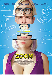 Zoom, 2016, movie, poster,