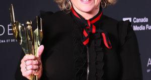 Sherry White, screenwriter, actress,