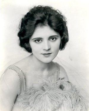 Claire Adams, actress,