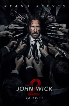 John Wick: Chapter 2, movie, poster,