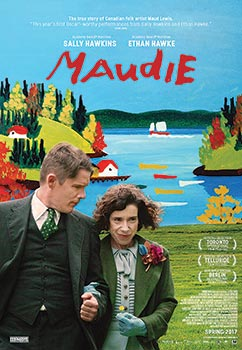 Maudie, movie, poster,
