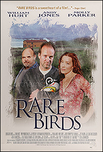 Rare Birds, movie, poster,
