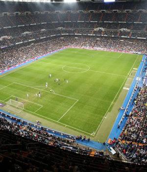 Soccer field,