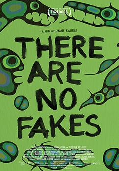 There Are No Fakes, movie, poster, Jamie Kastner,