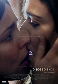 Disobedience, movie, poster,