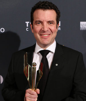 Rick Mercer, actor, host,