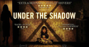 Under the Shadow, film, poster,