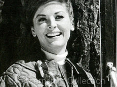 Beverly Adams, actress,