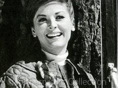 Beverly Adams, actress,