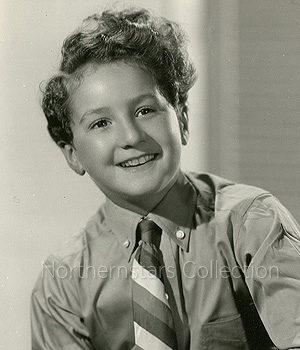 Bobby Breen, actor,