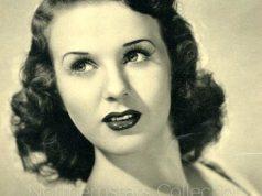 Deanna Durbin, actress,