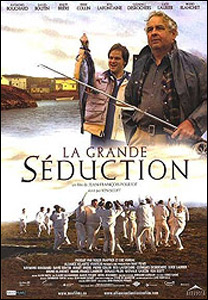 La Grande Séduction, movie, poster,