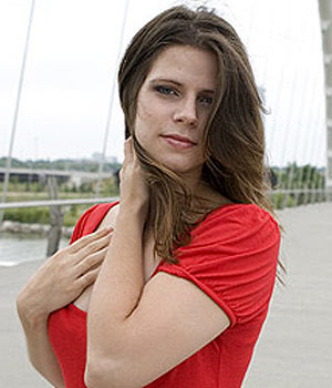 Meredith Henderson, actress,