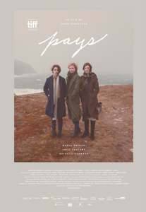 Pays, Boundaries, movie, poster,