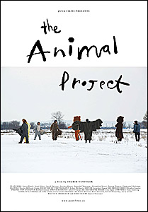 The Animal Project, movie, poster,