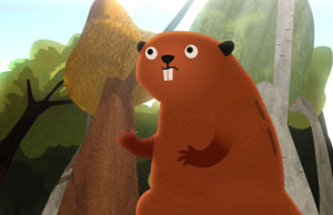 Dam! Kit the Beaver, image,