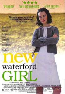 New Waterford Girl, movie, poster,