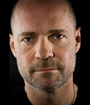 Gord Downie, actor, singer,