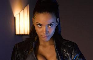 Jessica Lucas, actress,
