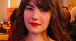 Katie Boland, actress,