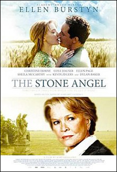 The Stone Angel, movie, poster,