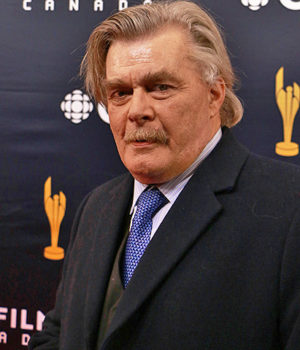 Nicholas Campbell, actor,