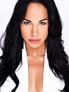 Amanda Brugel, actress,