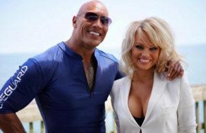 Pamela Anderson, actress,