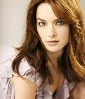 Gina Holden, actress,