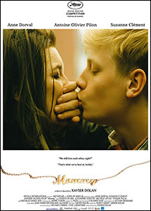 Xavier Dolan, Mommy, poster, movie,