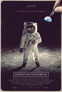 Operation Avalanche, movie, poster,