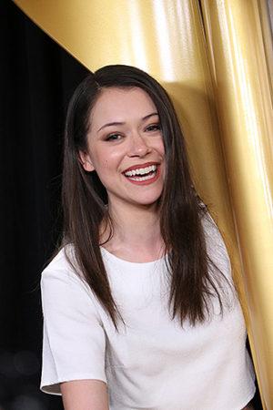 Tatiana Maslany, actress,