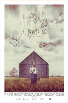 The Drawer Boy, poster, movie,