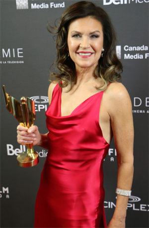 Wendy Crewson, actress,