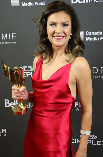 Wendy Crewson, actress,