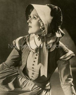 Mary Pickford, actress,