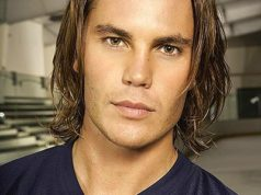 Taylor Kitsch, actor,
