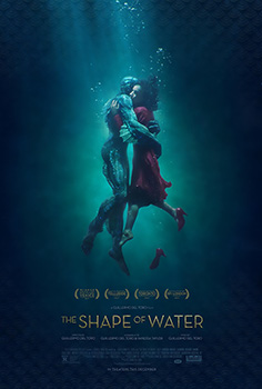 The Shape of Water, movie, poster,