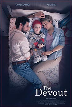 The Devout, movie, poster,